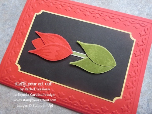 This Week's Deals, Tulip Card, and MDS Sale - Stamp Your Art Out!