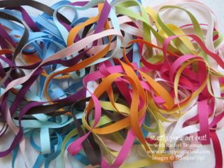Love Ribbons!? Get in on a ribbon share to get lots of colors for less! - Stampin' Up!® - Stamp Your Art Out! www.stampyourartout.com