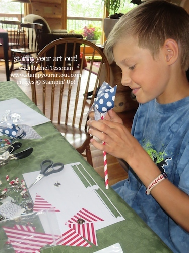 More June 2014 Paper Pumpkin fun. - Stampin' Up!® - Stamp Your Art Out! www.stampyourartout.com