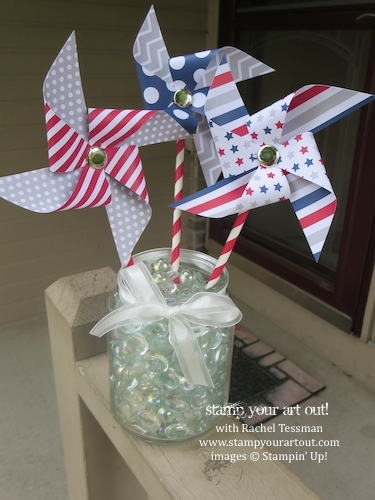 "A Bazillion ""Pinwheel Party"" Paper Pumpkin Kit Ideas. Stampin' Up!® Stamp Your Art Out!...www.StampYourArtOut.com"