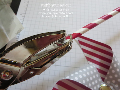 June 2014 My Paper Pumpkin: Make Spinning Pinwheels Quick and Easy… Stampin' Up!® - Stamp Your Art Out! www.stampyourartout.com
