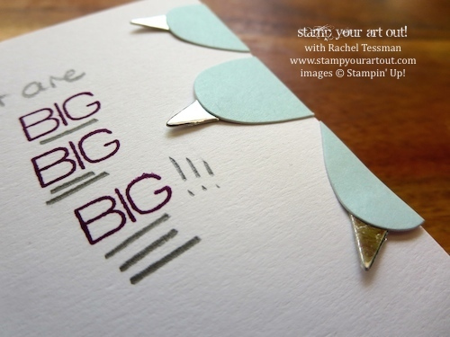 "July 2014 My Paper Pumpkin kit ""Wish Big"" ideas - Stampin' Up!® - Stamp Your Art Out! www.stampyourartout.com"