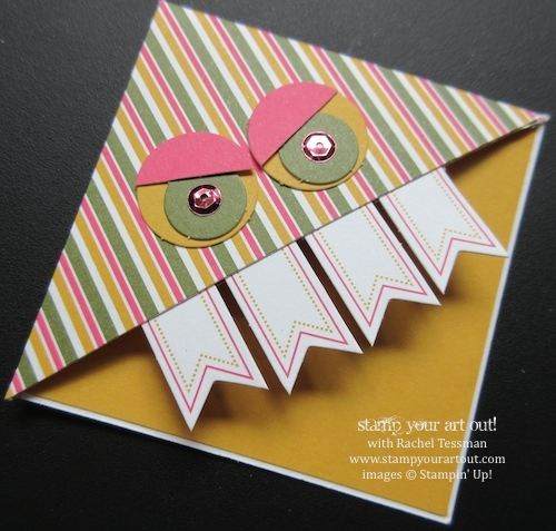 Ideas Kids Will Like… August 2014 Paper Pumpkin kit #stampyourartout #stampinup - Stampin' Up!® - Stamp Your Art Out! www.stampyourartout.com