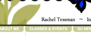 classes & events tab