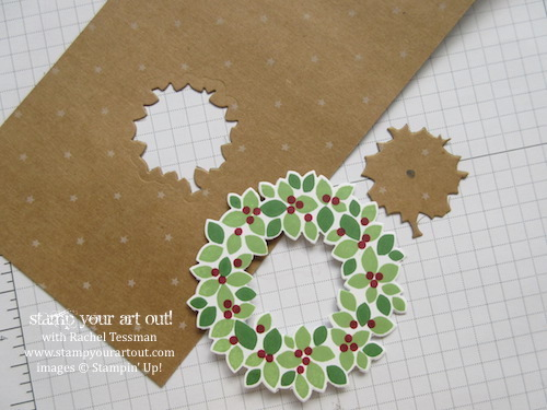 Step-by-Step Photos for the Circle Card Thinlit Mini Album… #stampyourartout #stampinup - Stampin' Up!® - Stamp Your Art Out! www.stampyourartout.com