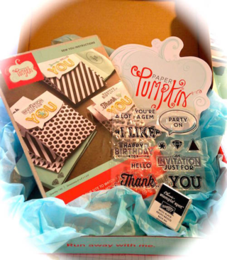 March 2015 Paper Pumkin Kit, Sew You…  #stampyourartout #stampinup - Stampin' Up!® - Stamp Your Art Out! www.stampyourartout.com