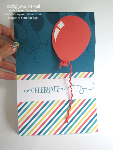 Click here to see alternate projects made with the May 2015 Birthday Bundle Paper Pumpkin kit… #stampyourartout #stampinup - Stampin' Up!® - Stamp Your Art Out! www.stampyourartout.com