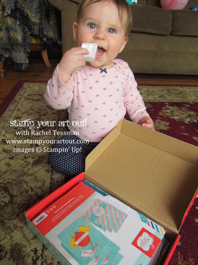 You're never too old OR too young for Paper Pumpkin kits! LOL… #stampyourartout #stampinup - Stampin' Up!® - Stamp Your Art Out! www.stampyourartout.com