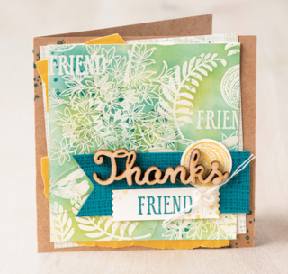Awesomely Artistic Card on page 125 in the 2015-16 Stampin' Up! Catalog…#stampyourartout #stampinup - Stampin' Up!® - Stamp Your Art Out! www.stampyourartout.com
