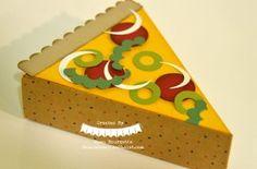 Sweet As Pie Paper Pumpkin… #stampyourartout #stampinup - Stampin' Up! - Stamp Your Art Out! www.stampyourartout.com