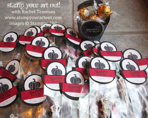Halloween 2015… #stampyourartout #stampinup - Stampin' Up! - Stamp Your Art Out! www.stampyourartout.com