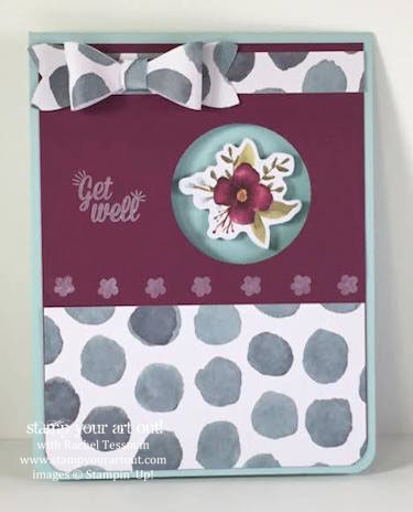 My subscribers get 10-13 exclusive ideas each month. This is a peek at one of the December 2015 One Great Year Paper Pumpkin kit exclusive alternate projects… #stampyourartout #stampinup - Stampin' Up!® - Stamp Your Art Out! www.stampyourartout.com