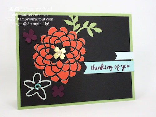 Click here to see the February 2016 Hello Sunshine Paper Pumpkin kit AND even more ideas created with this kit…#stampyourartout #stampinup - Stampin' Up!® - Stamp Your Art Out! www.stampyourartout.com