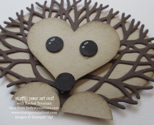 More Inspiration With Thoughtful Branches… #stampyourartout - Stampin' Up!® - Stamp Your Art Out! www.stampyourartout.com