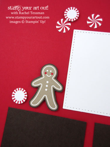 December 2016 Candy Cane Lane Scrapbooking Class…#stampyourartout - Stampin' Up!® - Stamp Your Art Out! www.stampyourartout.com