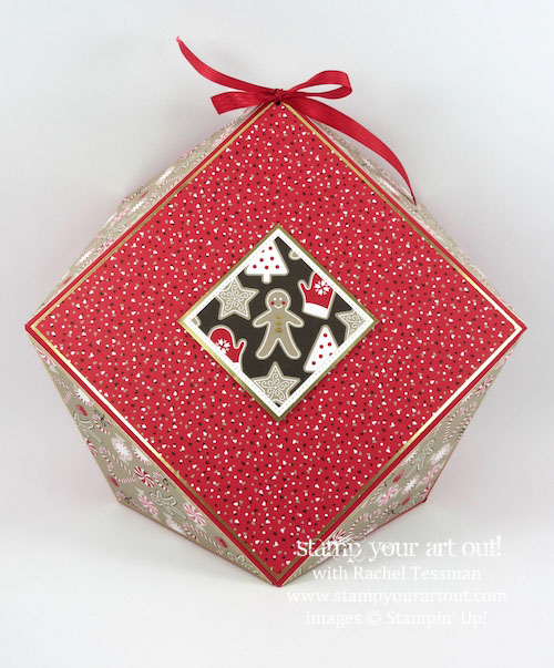 Faceted Boxes Made With Envelope Punch Board… #stampyourartout - Stampin' Up!® - Stamp Your Art Out! www.stampyourartout.com