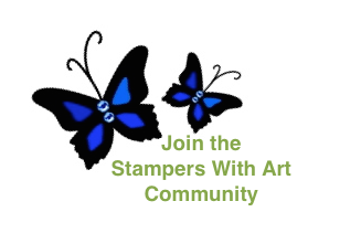 Join the Stampers With Art Community of Stampin' Up! Demonstrators… #stampyourartout #stampinup - Stampin' Up!® - Stamp Your Art Out! www.stampyourartout.com