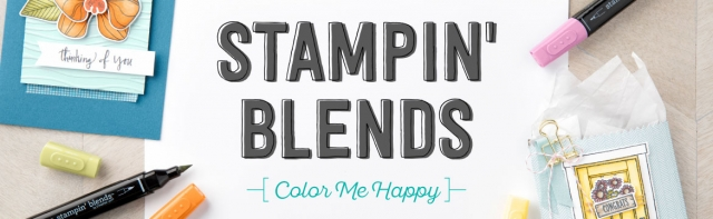 Stampin' Blends! ...#stampyourartout - Stampin' Up!® - Stamp Your Art Out! www.stampyourartout.com