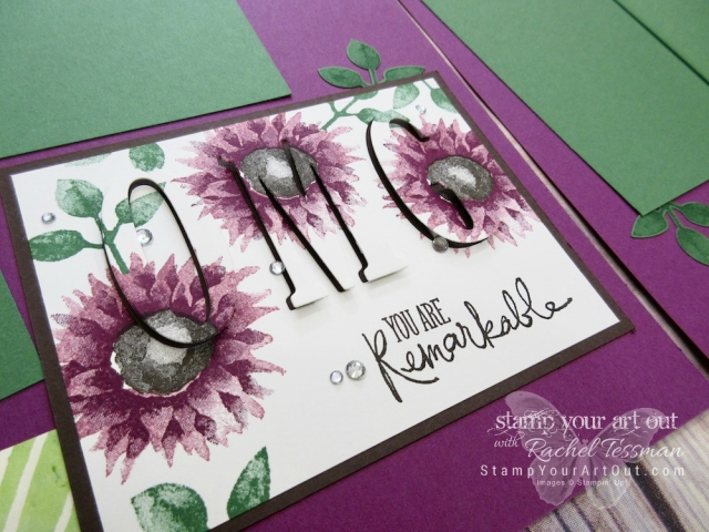 Eclipse Scrapbook Page Layouts made with Painted Harvest stamp set Large Letters Framelits....#stampyourartout - Stampin' Up!® - Stamp Your Art Out! www.stampyourartout.com
