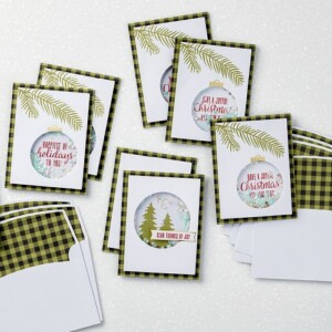 "The October 2017 ""Pining for Plaid"" Paper Pumpkin kit!…#stampyourartout - Stampin' Up!® - Stamp Your Art Out! www.stampyourartout.com"