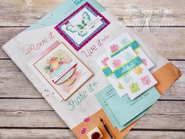 The 2018 Occasions Catalog .… #stampyourartout - Stampin' Up!® - Stamp Your Art Out! www.stampyourartout.com