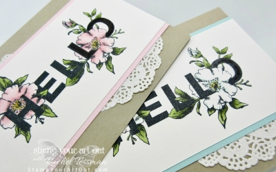 My Floral Swap & Lots of News to Share