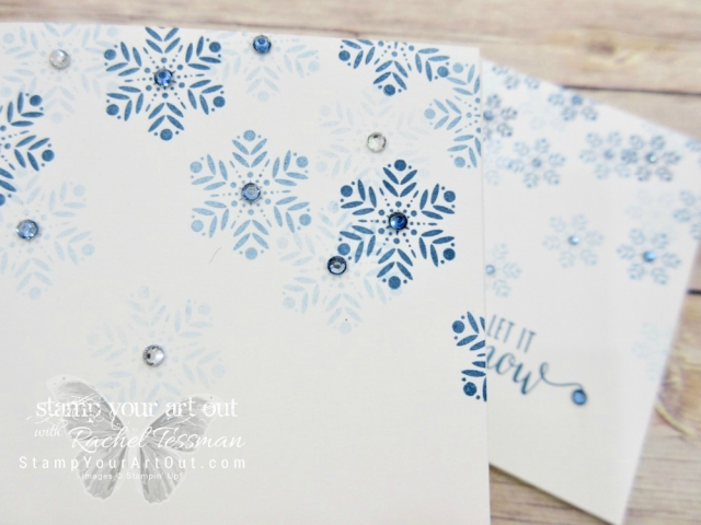 """Click here to see photos and a how-to video for a 12x12 scrapbook page layout and lots of great cards (cards that feature the Stampin' Blends, a """"Santa belt"""" card, and more) created with the November 2017 Back In Plaid Paper Pumpkin kit! ...#stampyourartout #stampinup - Stampin' Up!® - Stamp Your Art Out! www.stampyourartout.com"""