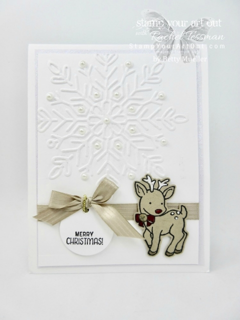 Click here to see a BUNCH of handmade Christmas cards and gifts I received!… #stampyourartout #stampinup - Stampin' Up!® - Stamp Your Art Out! www.stampyourartout.com
