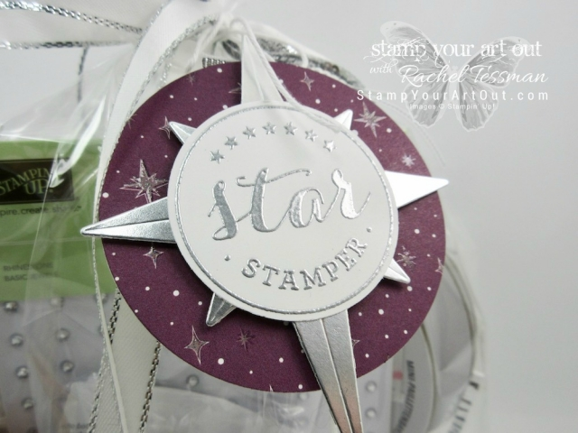 The Silver Elite Stars Retreat 2018 was so much fun! Click here for a few peeks of the weekend and the gift I made for Cheryl ...#stampyourartout #stampinup - Stampin' Up!® - Stamp Your Art Out! www.stampyourartout.com