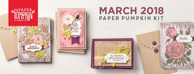 Click here to watch a how-to video and see fun alternate project ideas I created with the March 2018 May Good Things Grow Paper Pumpkin kit: How to get 28 cards from the kit contents, a fun flower seed container, and a 12x12 scrapbook page (2 versions)...#stampyourartout #stampinup - Stampin' Up!® - Stamp Your Art Out! www.stampyourartout.com