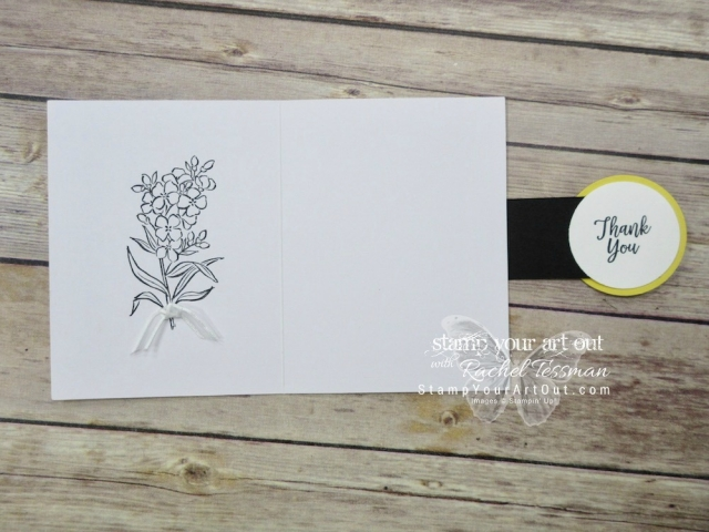 Click here for supplies, measurements AND tips for how to make a Flip Fold Card using the 2018 Occasions Catalog Petal Passion designer paper, Petal Palette or Southern Serenade stamp set, and the 2018 Sale-a-Bration freebie, Tutti-Frutti Cards & Envelopes....#stampyourartout #stampinup - Stampin' Up!® - Stamp Your Art Out! www.stampyourartout.com