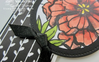 Petal Passion Stamp-A-Stack Cards