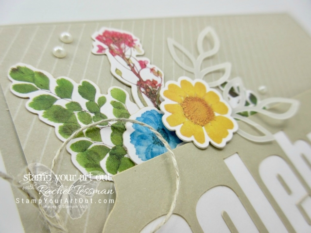 Click here to watch a how-to video and see fun alternate project ideas I created with the February 2018 Wildflower Wishes Paper Pumpkin kit: four fun cards (including an eclipse card), a mini album made with envelopes and a 12x12 scrapbook layout...#stampyourartout #stampinup - Stampin' Up!® - Stamp Your Art Out! www.stampyourartout.com