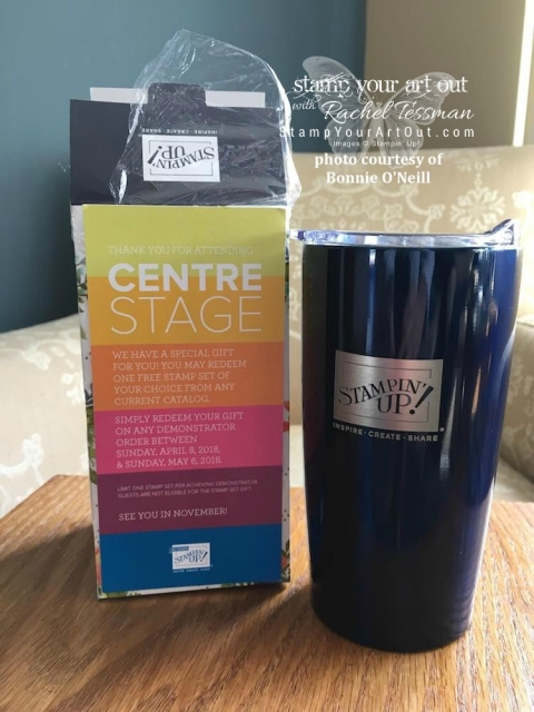 Gifts from the April 2018 OnStage! (Click here to see several photos of new products that will be available June 1st!) …#stampyourartout - Stampin' Up!® - Stamp Your Art Out! www.stampyourartout.com