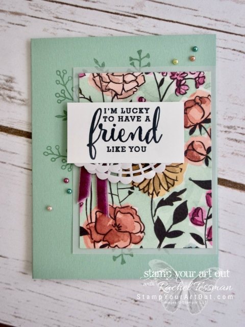 Make-n-Takes from the Stampin' Up! OnStage April 2018, Hartford CT....#stampyourartout #stampinup - Stampin' Up!® - Stamp Your Art Out! www.stampyourartout.com