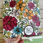 Click here for supplies, measurements AND to watch my quick video to see how to make a Diagonal Tuck Explosion Fun-Fold Card. This version features the Petal Palette Stamp Set, Petal Passion Embellishments, and Petal Passion Designer Series Paper...#stampyourartout #stampinup - Stampin' Up!® - Stamp Your Art Out! www.stampyourartout.com