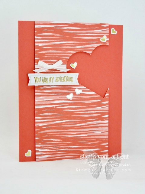 "Click here to watch a how-to video and see fun alternate project ideas I created with the April 2018 You Are My Anchor Paper Pumpkin kit: how to make the kit go further with Mini Pizza Boxes, some sweet Life Savers candy thank yous, a sweetheart card, and two versions of the ""impossible card.""…#stampyourartout #stampinup - Stampin' Up!® - Stamp Your Art Out! www.stampyourartout.com"