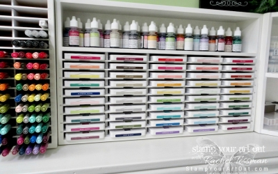 New Stamp Pads, New Organization & a Sale