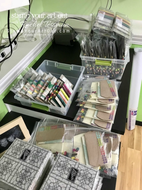 Putting together 2018-19 Annual Catalog product shares…stampyourartout #stampinup - Stampin' Up!® - Stamp Your Art Out! www.stampyourartout.com