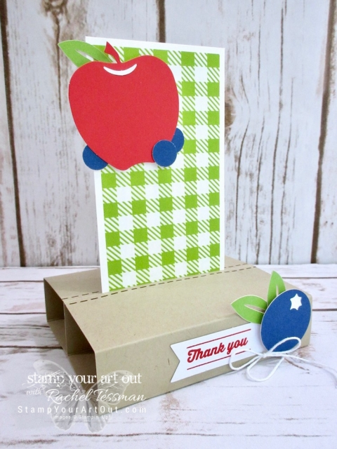 Click here to see two fun freestanding pop up cards that I created (and more great ideas from others!) with the July 2018 Picnic Paradise Paper Pumpkin kit in A Paper Pumpkin Thing Blog Hop! Have fun on the hop!…#apaperpumpkinthing #stampyourartout #stampinup - Stampin' Up!® - Stamp Your Art Out! www.stampyourartout.com
