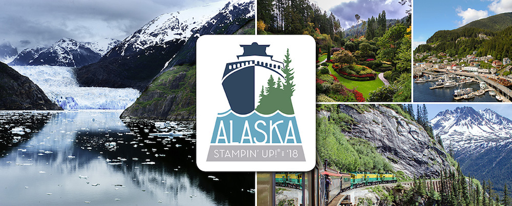 Alaskan Cruise Stampin' Up! Incentive Trip 2018!…#stampyourartout #stampinup - Stampin' Up!® - Stamp Your Art Out! www.stampyourartout.com