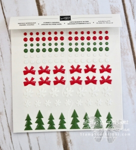 Get in on Rachel Tessman's 2018 Holiday Catalog Product Shares!…#stampyourartout #stampinup - Stampin' Up!® - Stamp Your Art Out! www.stampyourartout.com
