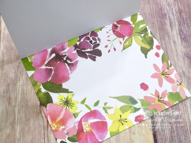 Click here for more information & to watch my quick video to see how to combine the stamp images & supplies in the August 2018 Blissful Blooms kit AND the Stamparatus tool and make a beautiful wreath card…#stampyourartout #stampinup - Stampin' Up!® - Stamp Your Art Out! www.stampyourartout.com