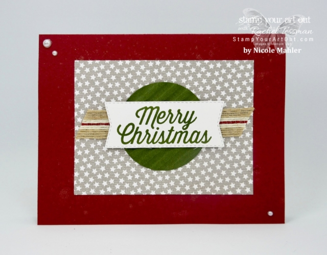 Click here to see this card and 22 others that I received in two recent set of swaps. The cards feature new products that either debuted in the 2018 Holiday Catalog or the 2018-19 Annual Catalog. It's amazing to see all the different ideas creative people can come up with!.…stampyourartout #stampinup - Stampin' Up!® - Stamp Your Art Out! www.stampyourartout.com