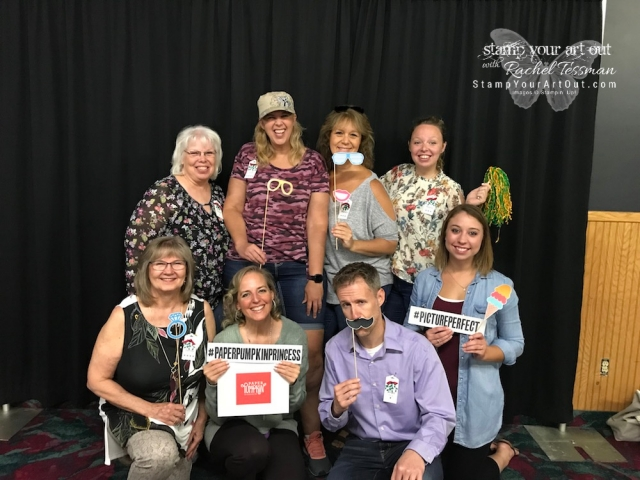 2018 Creative Connections event.…stampyourartout #stampinup - Stampin' Up!® - Stamp Your Art Out! www.stampyourartout.com