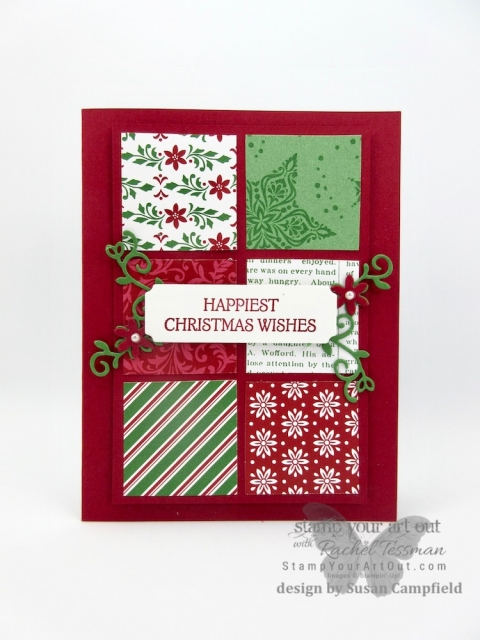 Click here to see several projects I put together with the Frosted Floral Suite (and a few projects that inspired what I made)… stampyourartout #stampinup - Stampin' Up!® - Stamp Your Art Out! www.stampyourartout.com