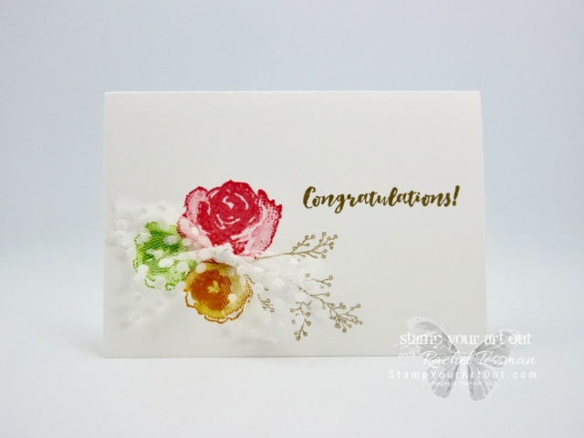 Click here to see several projects I created with products in the Frosted Floral Suite: First Frost stamp set, Frosted Bouquet Framelits and the Frosted Floral Specialty Designer Paper (every sheet shimmers)…#stampyourartout #stampinup - Stampin' Up!® - Stamp Your Art Out! www.stampyourartout.com