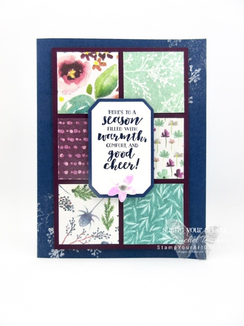 Click here to see several projects I put together with products in the Frosted Floral Suite: First Frost stamp set, Frosted Bouquet Framelits and the Frosted Floral Specialty Designer Paper (every sheet shimmers)…#stampyourartout #stampinup - Stampin' Up!® - Stamp Your Art Out! www.stampyourartout.com