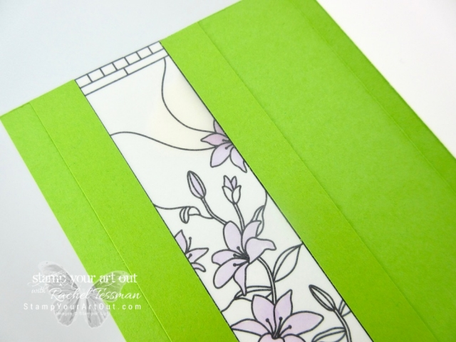 Click here for more information & to watch my video to see how to make a Vellum Window Card with the Graceful Glass designer vellum and Painted Glass stamp set. I shared 8 versions of this card!…#stampyourartout #stampinup - Stampin' Up!® - Stamp Your Art Out! www.stampyourartout.com