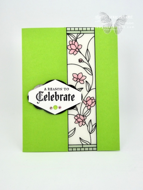 Click here for more information & to watch my video to see how to make a Vellum Window Card with the Graceful Glass designer vellum and Painted Glass stamp set. I shared 7 versions of this card!…#stampyourartout #stampinup - Stampin' Up!® - Stamp Your Art Out! www.stampyourartout.com